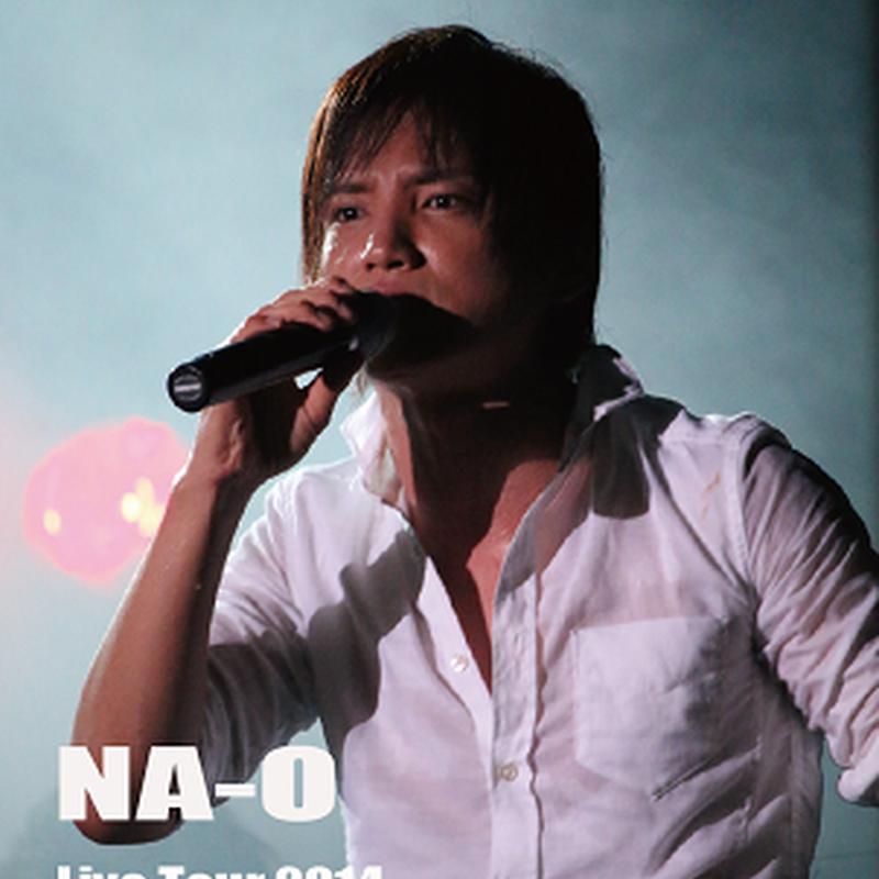 "LIVE DVD『NA-O ""Live Tour 2014 SOLDIERS""@amHALL 2014.9.28』"