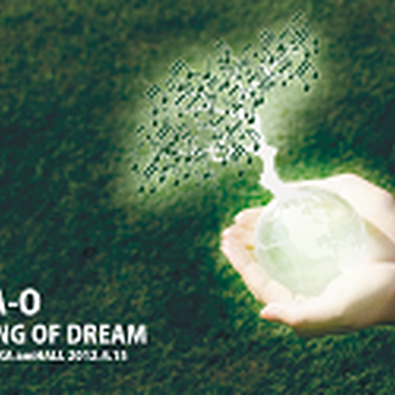 LIVE DVD『NA-O SONG OF DREAM 大阪公演 @amHALL 2012.4.15』
