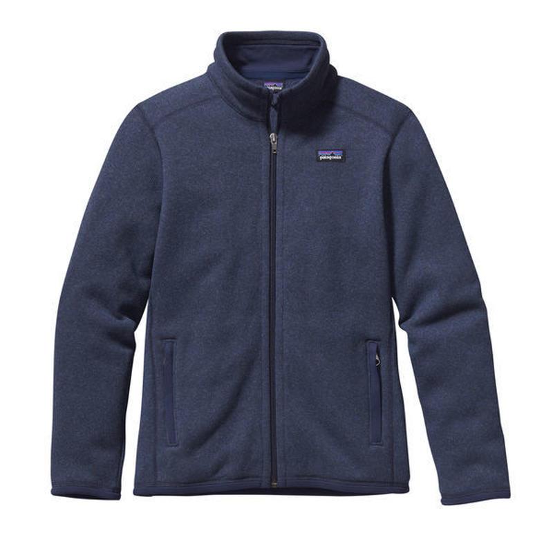 Patagonia(パタゴニア) ボーイズ・ベター・セーター・ジャケット  #65731  Classic Navy (CNY) [商品管理番号:98-ptbetterjb]