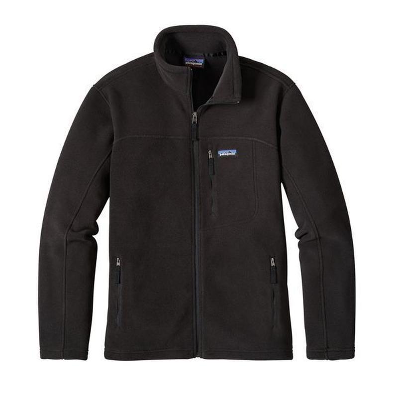 Patagonia(パタゴニア) メンズ・クラシック・シンチラ・ジャケット  #22990  Black (BLK) [商品管理番号:48-pt22990]