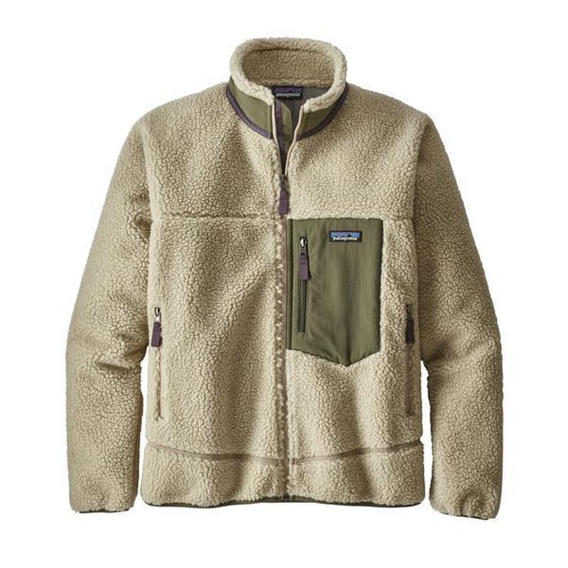 Patagonia(パタゴニア) メンズ・クラシック・レトロX・ジャケット  #23056  Pelican (PLCN) [商品管理番号:48-pt23056]