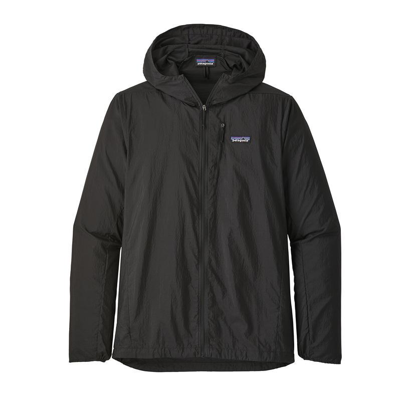 Patagonia(パタゴニア) メンズ・フーディニ・ジャケット #24142 Black (BLK)