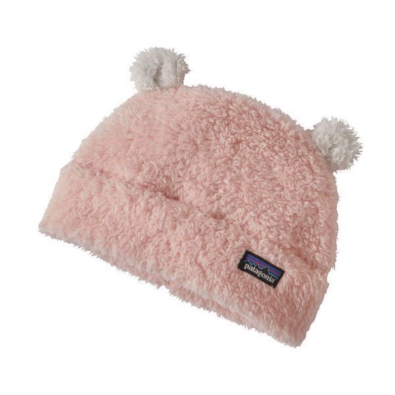 Patagonia(パタゴニア) ベビー・ファーリー・フレンズ・ハット  #60560  Pink Opal (PIO) [商品管理番号:135-ptfurryhat]