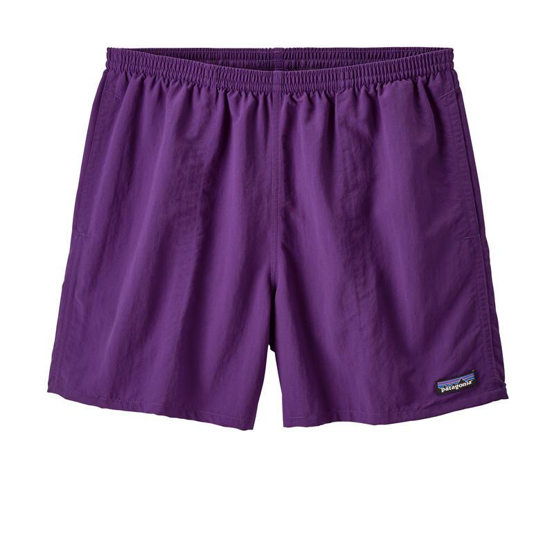 Patagonia(パタゴニア) メンズ・バギーズ・ショーツ 5インチ #57021 Purple (PUR)