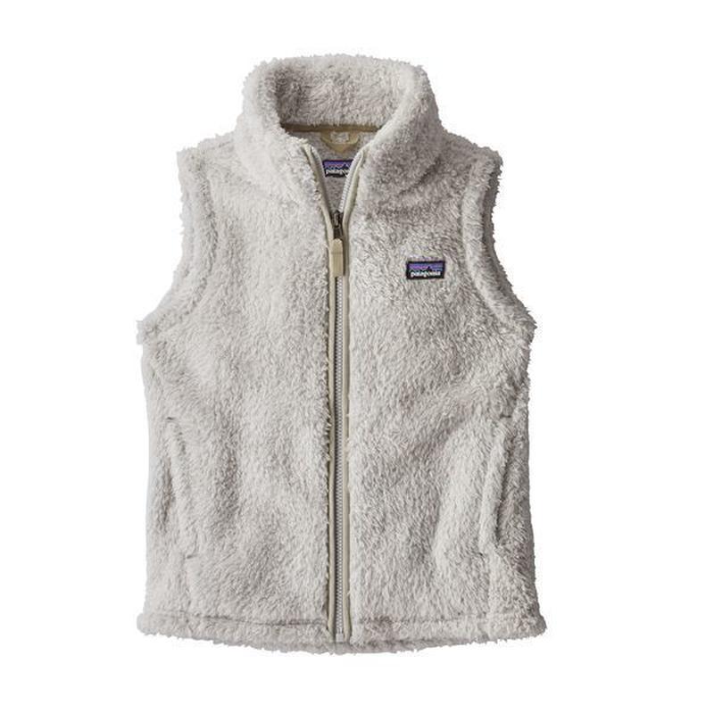 Patagonia(パタゴニア) ガールズ・ロス・ガトス・ベスト  #65490  Tailored Grey w/Grey (TATG) [商品管理番号:98-134-ptlosvg]