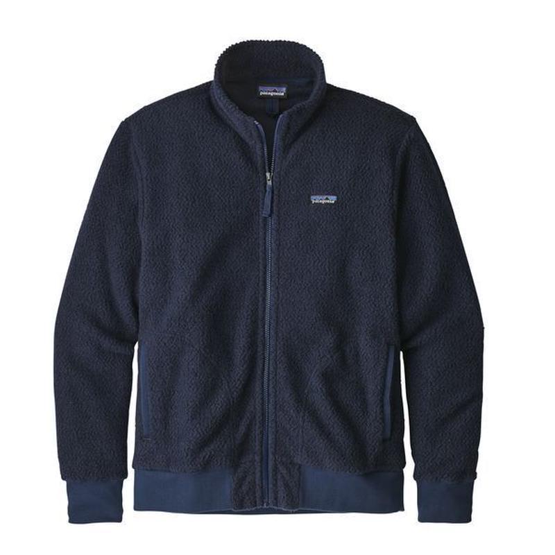 Patagonia(パタゴニア) メンズ・ウーリエステル・フリース・ジャケット  #26935  Classic Navy (CNY) [商品管理番号:48-pt26935]
