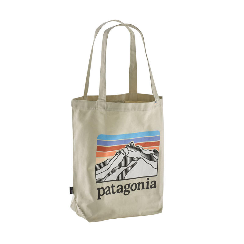 Patagonia(パタゴニア) マーケット・トート   #59280 カラー  Line Logo Ridge: Bleached Stone (LRBS)