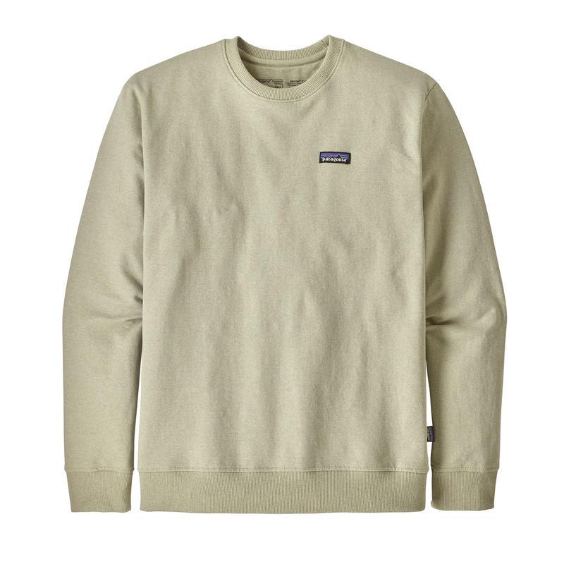 Patagonia(パタゴニア) メンズ・P-6 ラベル・アップライザル・クルー・スウェットシャツ #39543 Weathered Stone (WSTO)