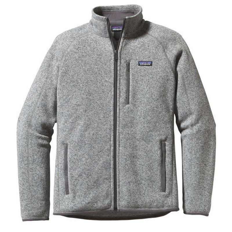 Patagonia(パタゴニア) メンズ・ベター・セーター・ジャケット  #25527  Stonewash (STH) [商品管理番号:48-pt25527]