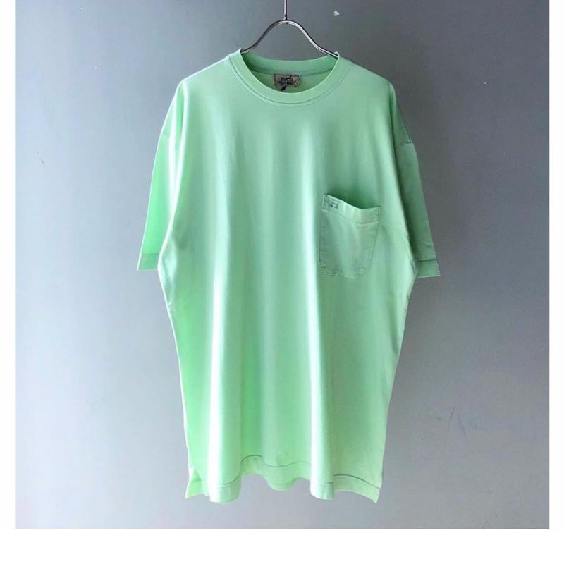 HERMES /  Pocket T-Shirt