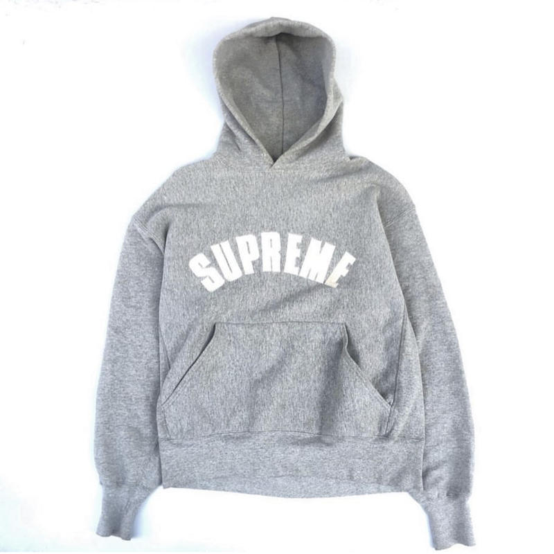 "90's Classic Supreme ""Arc Logo Parka""  (spice)"