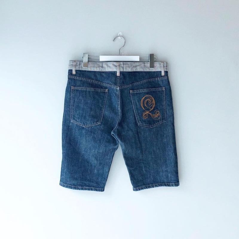 "ALEXANDER McQUEEN  ""Denim Shorts"""