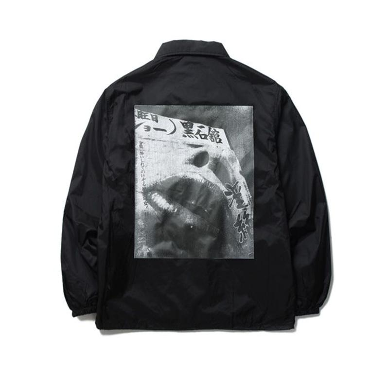 WACKO MARIA x 森山大道 /  COACH JACKET (TYPE-5)