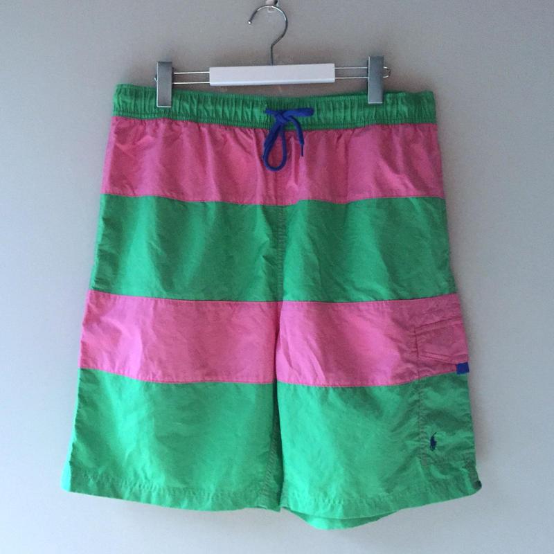 """ vintage"" Ralph Lauren / swim shorts (USED)"