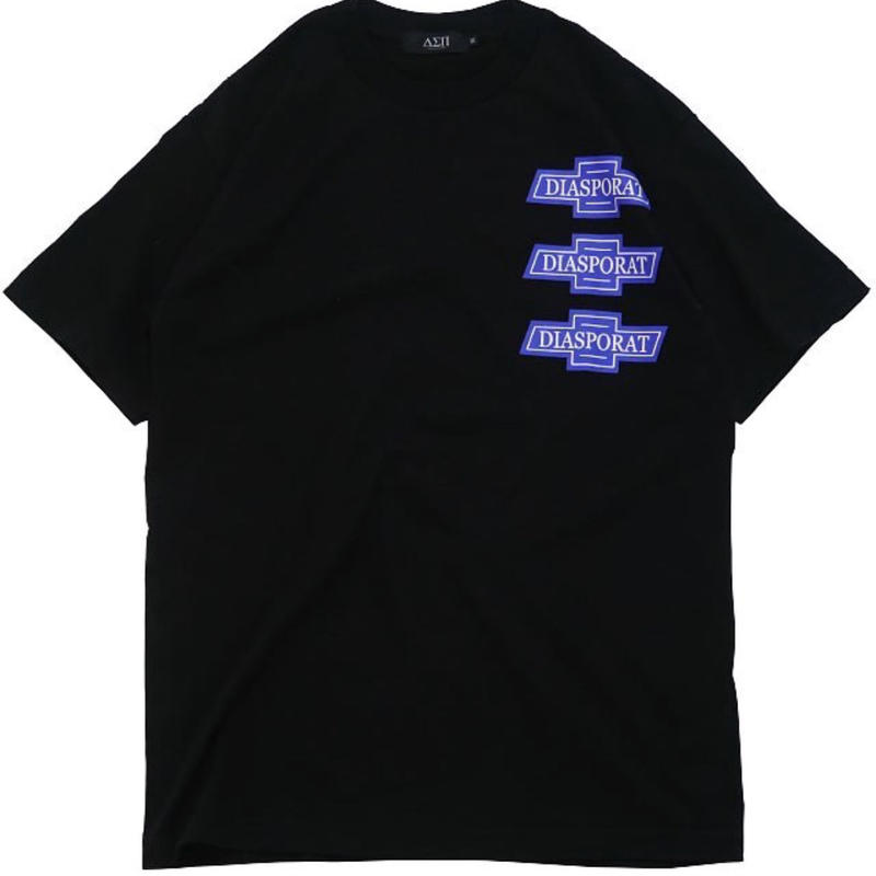 Diaspora skateboards / Chevy Tee (Black)