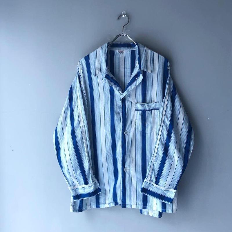 60's Pajama Shirt (spice)