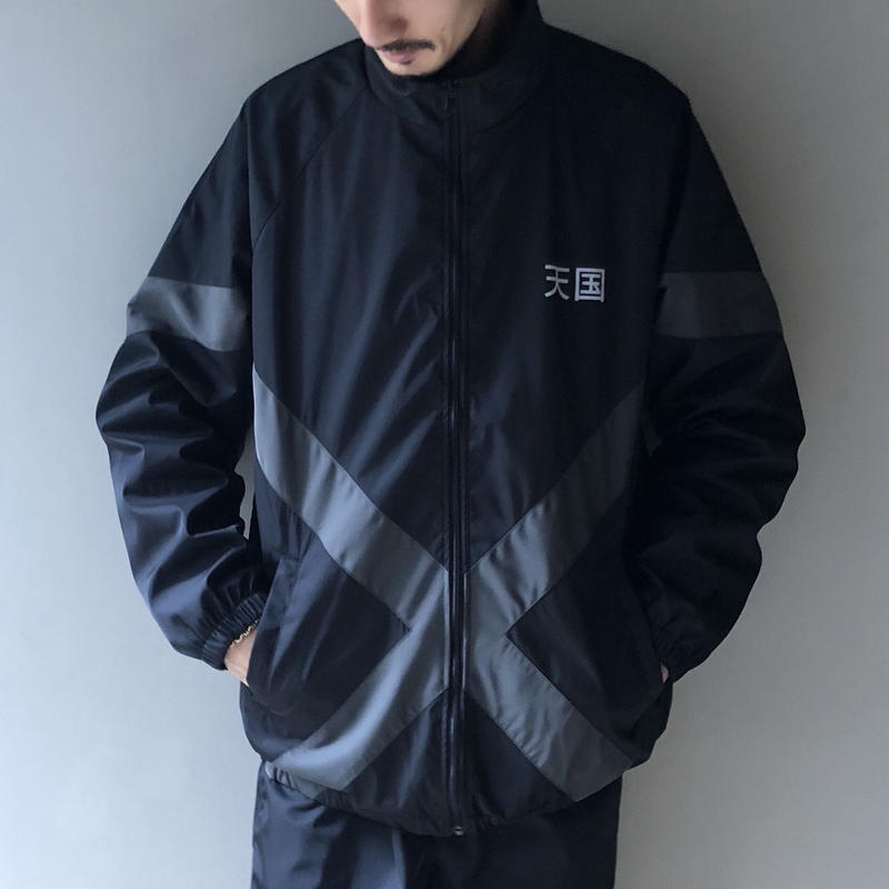 WACKO MARIA / TRACK JACKET (TYPE-1,black)
