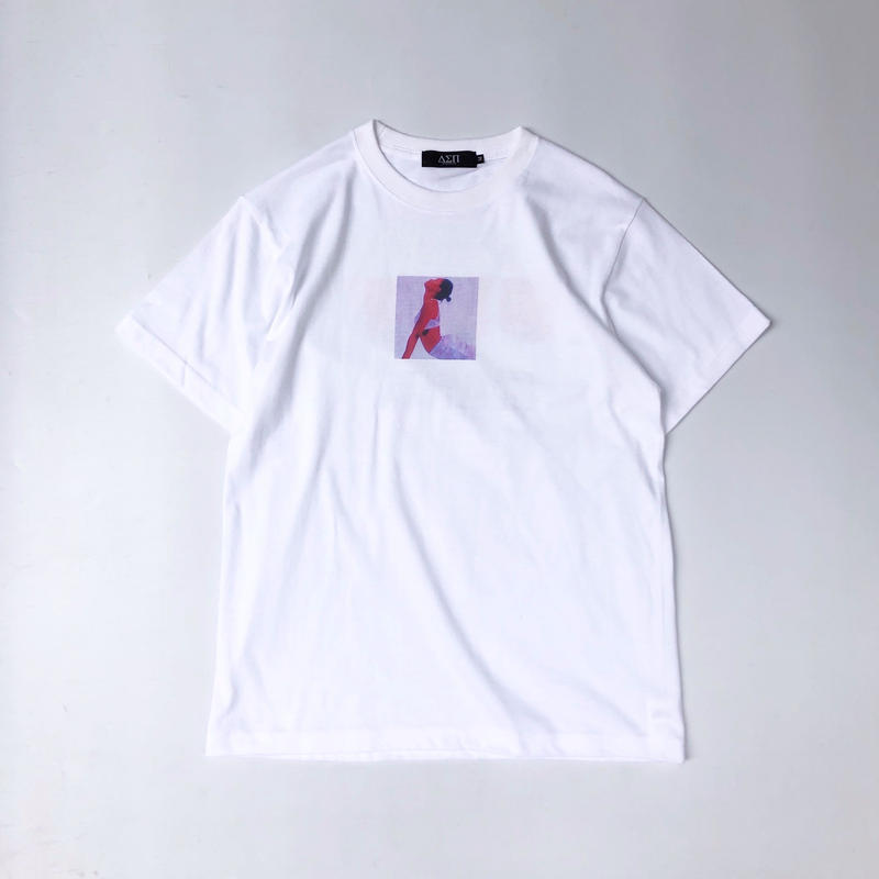 Diaspora skateboards / Twenty One Tee (white)