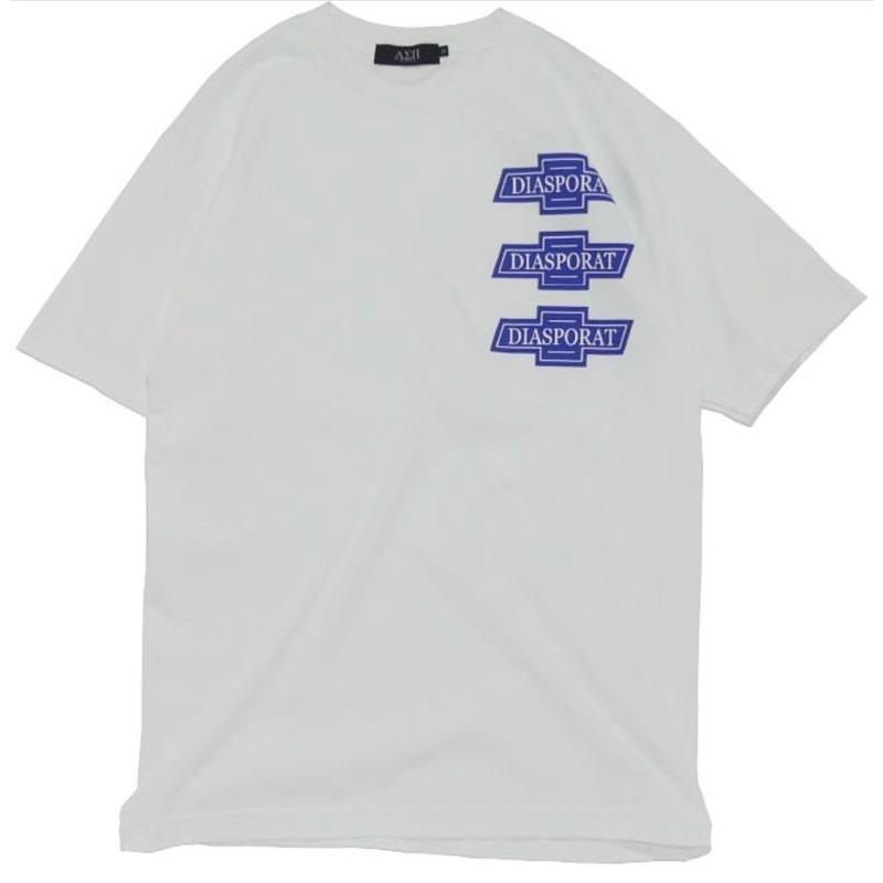 Diaspora skateboards / Chevy Tee (White)
