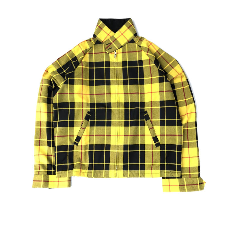 THREE FACE  / SWING TOP (yellow : MacLeod of Lewis)