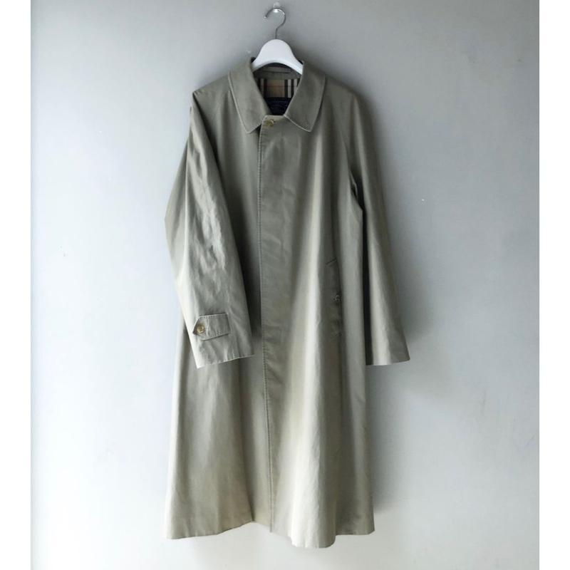 """80's Burberrys """"Balmacaan Coat"""" (spice)"""