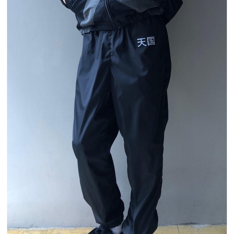 WACKO MARIA / TRACK PANTS (TYPE-1,black)
