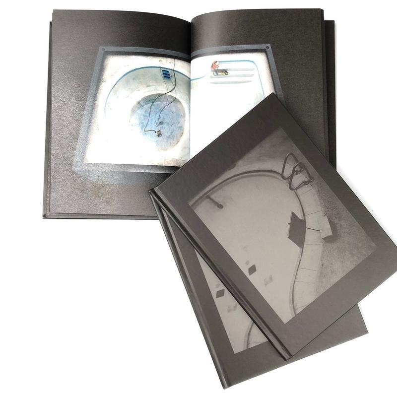 "LANCE MOUNTAIN ART BOOK ""#3 COFFEE TABLE"""