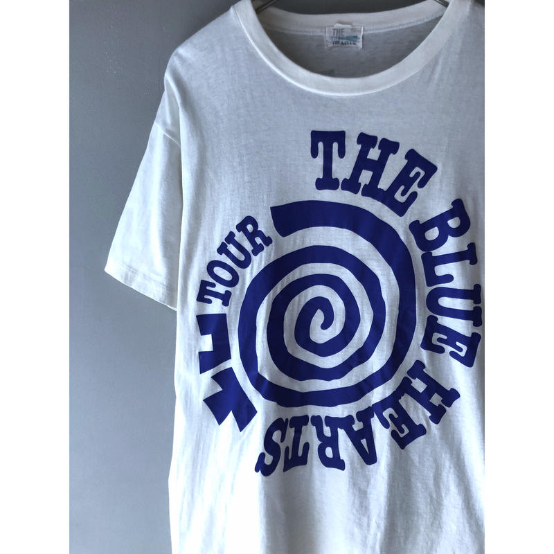 """90's THE BLUE HEARTS 凸凹ツアー tee"" (spice)"