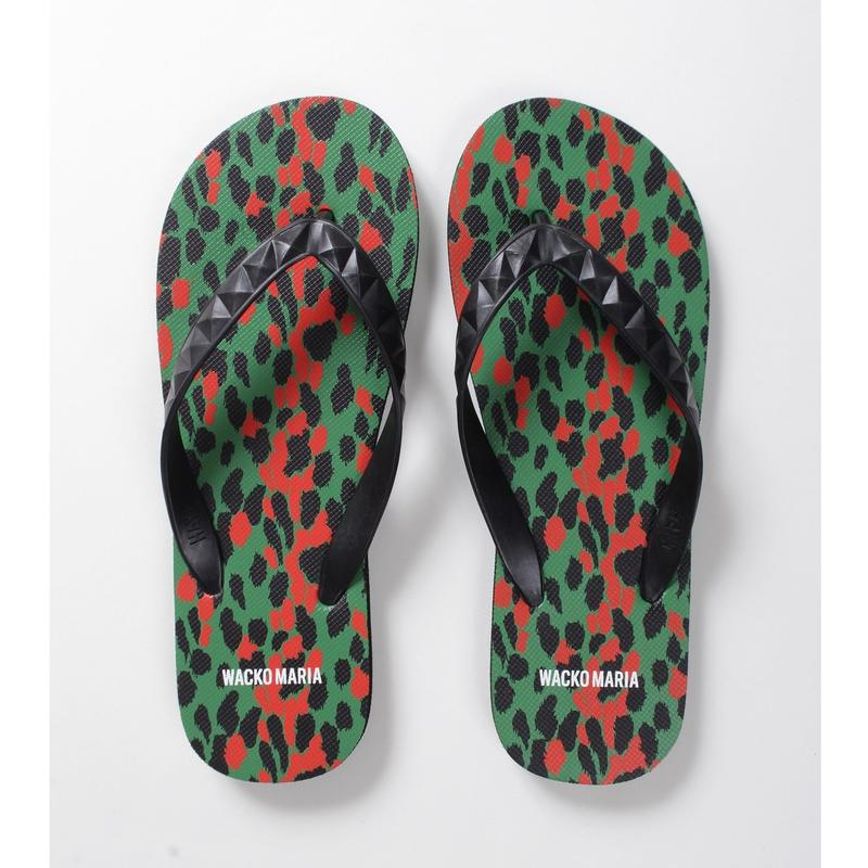 WACKO MARIA x HAYN / BEACH SANDALS (green)