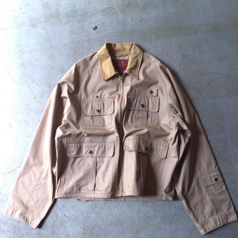 """POLO Ralph Lauren   """" sports man""""  / hunting jacket(USED)"""