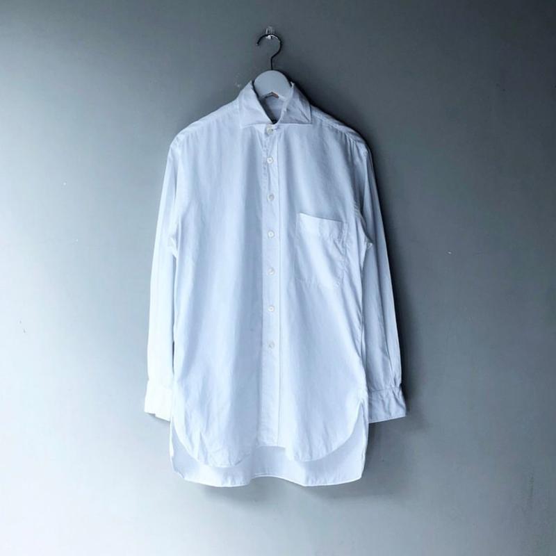 HERMES / L/S Horizontal Collar Shirt