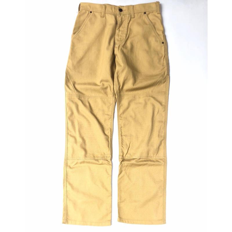 "patagonia ""Hemp Canvas Double Knee Pants"" (rattan) (spice)"