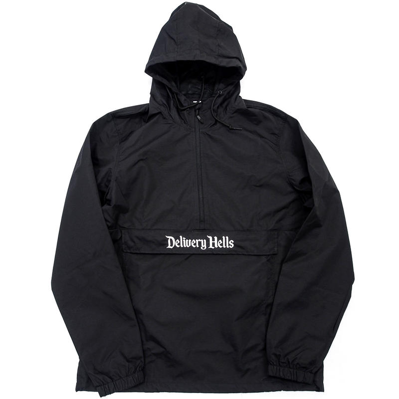Delivery Hells / ANORAK (black)