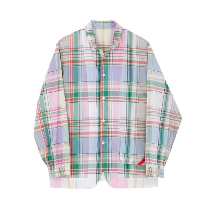 PHINGERIN / NIGHT SHIRT PLAID (sax large check)