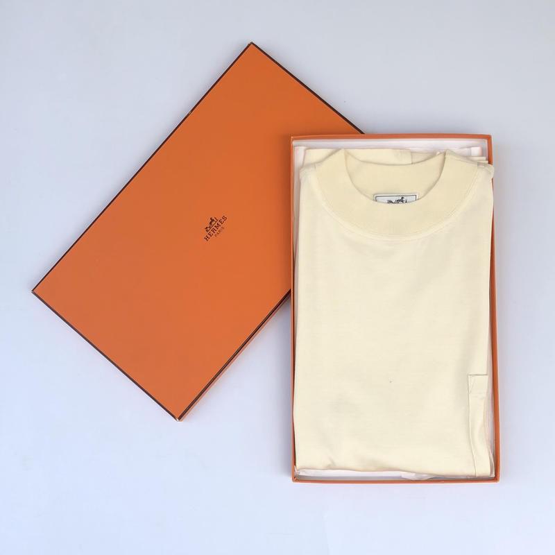 HERMES /  Pocket tee   (Hi brand hurugi)