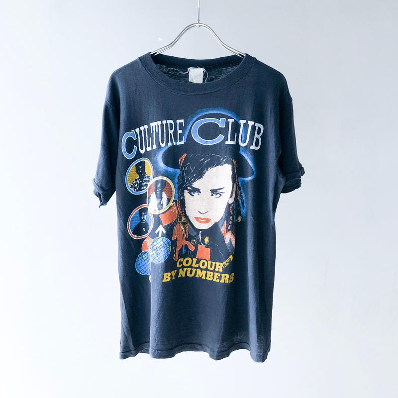 """CULTURE CLUB """"COLOUR BY NUMBERS"""" Tee (spice)"""