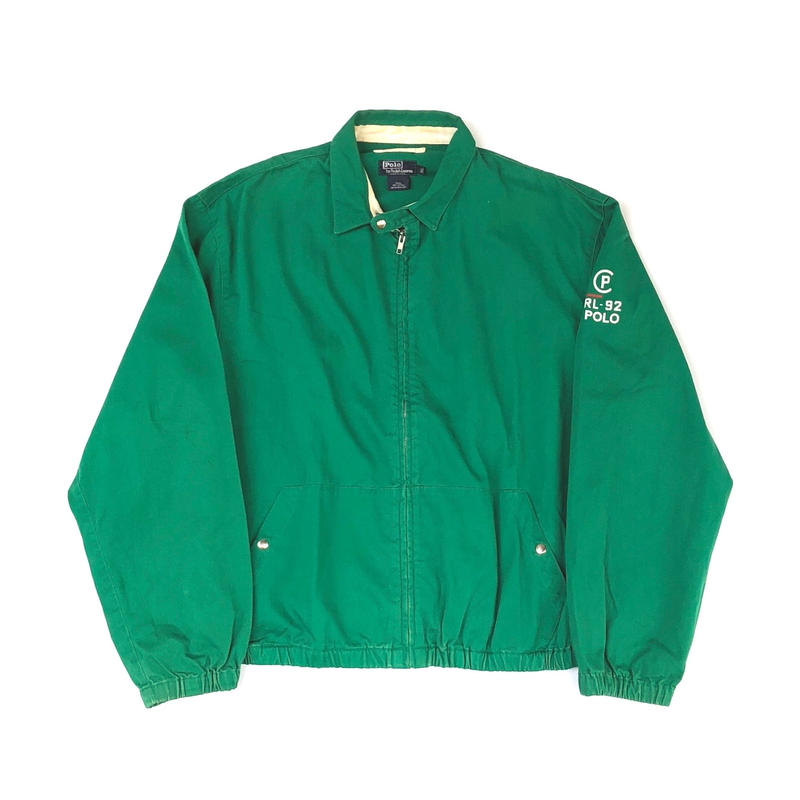 USA製 1992 POLO スウィングトップ (spice)