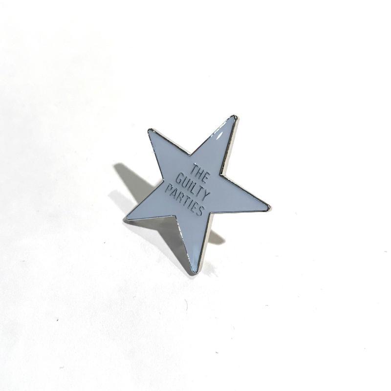 WACKO MARIA / STAR PIN (white)