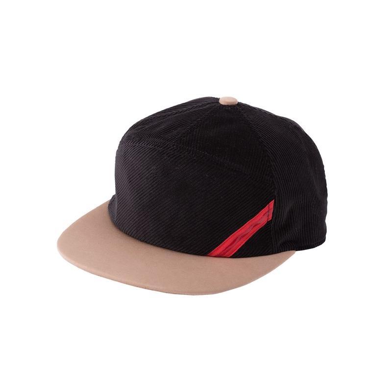 PHINGERIN / PANEL CAP CORD (ブラック)