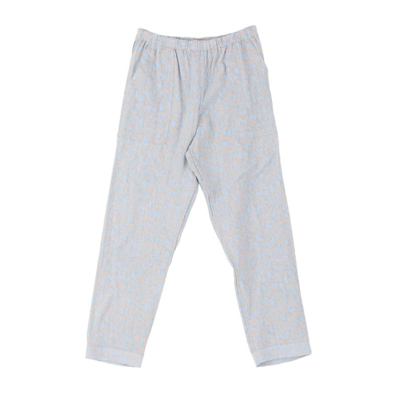 PHINGERIN / NIGHT PANTS LEO GAUZE (sand)
