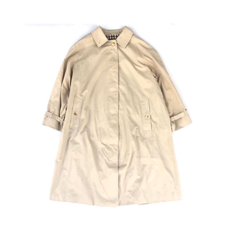"""Burberrys vintage """"一枚袖"""" coat (spice)"""