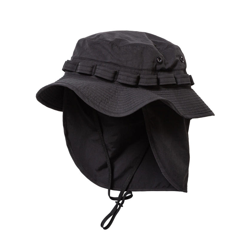 F-LAGSTUF-F/ SAFARI HAT MOD (black)