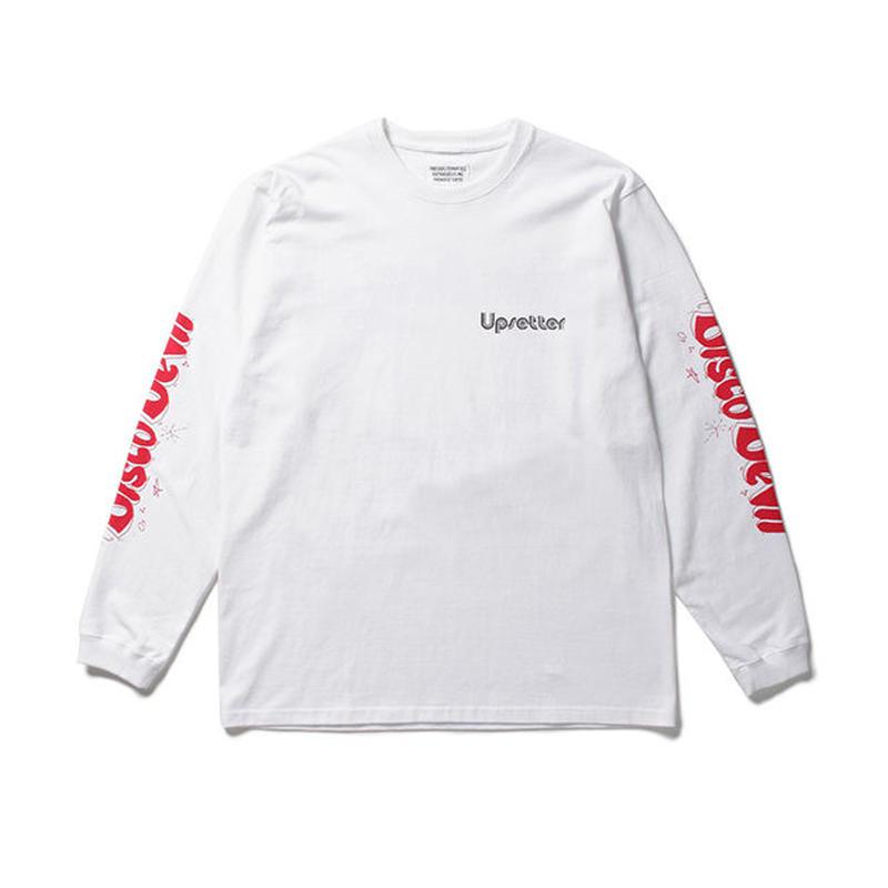 "WACKO MARIA ×Lee Perry  /  ""Crew Neck Long Sleeve T-shirt"""