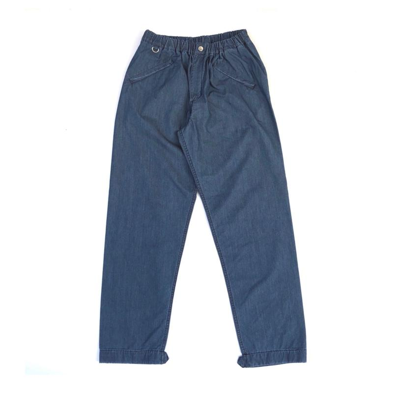 PHINGERIN / M.N.P. PANTS LIGHT DENIM (サックス)
