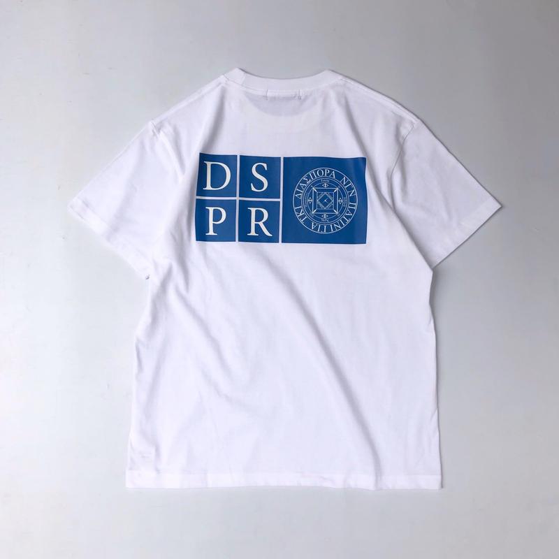 Diaspora skateboards / DSPR Magic Circle Tee (white)