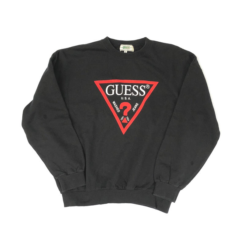 old GUESS Sweatshirt(spice)