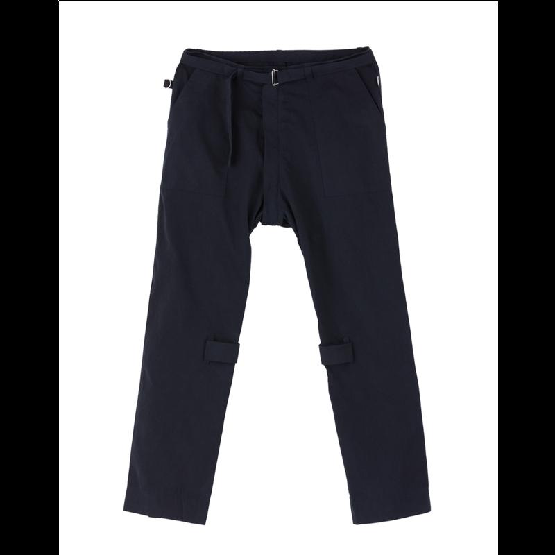 PHINGERIN / BONTAGE PANTS (navy)