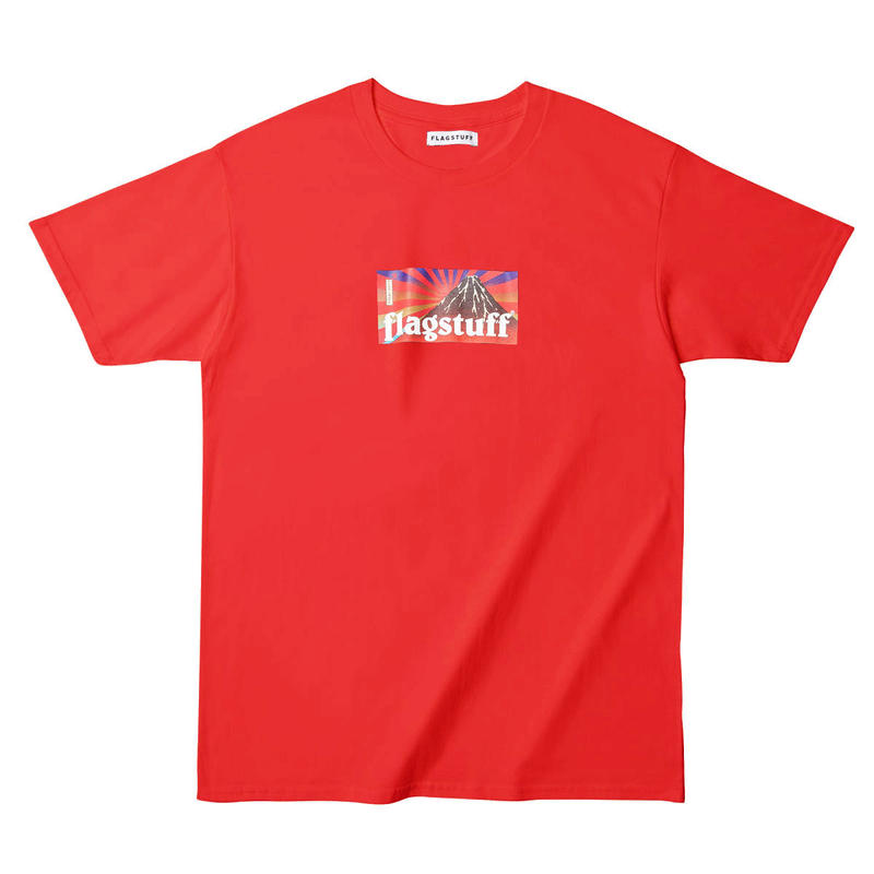 F-LAGSTUF-F / BOX LOGO Tee (red)