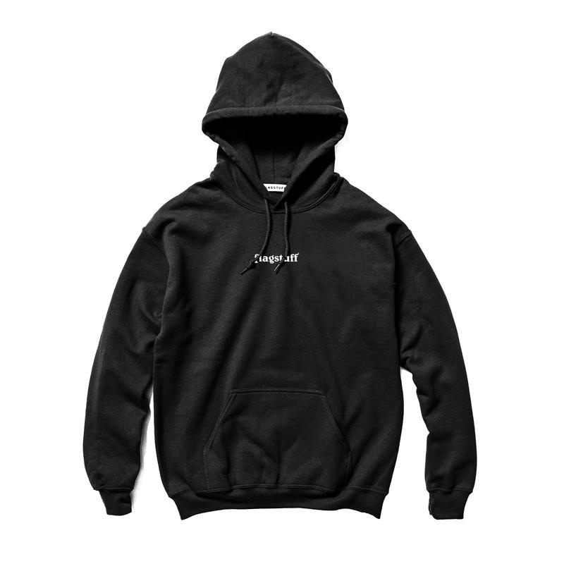 F-LAGSTUF-F / BOX LOGO HOODIE (black)