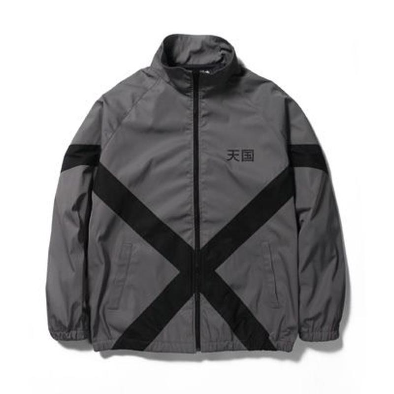 WACKO MARIA / TRACK JACKET (TYPE-1,gray)